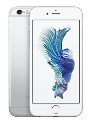 Picture of Apple iPhone 6s 128GB Silver (MKQU2B/A)