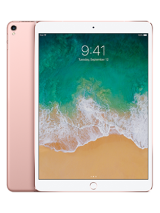 Picture of Apple iPad Pro 10.5 Wi-Fi   Cellular 512GB Rose Gold (MPMH2B)