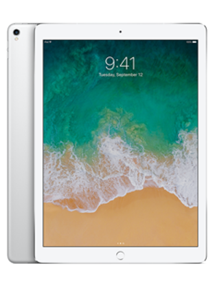 Picture of Apple iPad Pro 12.9 Wi-Fi   Cellular 256GB Silver (MPA52B)