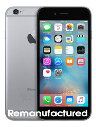 Picture of Refurbished IPhone 6 64GB Space Grey (Remanufactured)