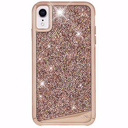 Picture of Case-Mate Case-Mate Brilliance Case for Apple iPhone XR in Rose Gold