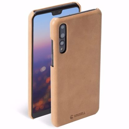 Picture of Krusell Krusell Sunne Case for Huawei P20 Pro in Nude