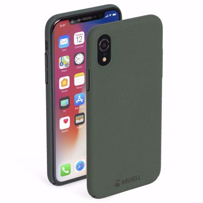 Picture of Krusell Krusell Sandby Case for Apple iPhone XR in Moss