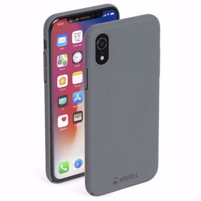 Picture of Krusell Krusell Sandby Case for Apple iPhone XR in Stone