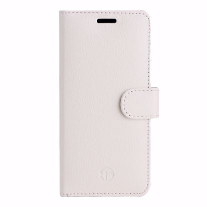 Picture of Redneck Redneck Prima Wallet Folio Case for Huawei Honor View 10 in White