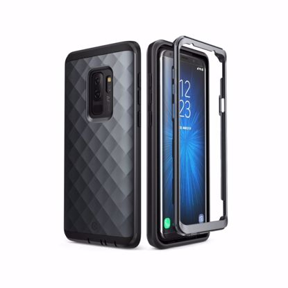 Picture of Clayco Clayco Hera Case (No Screen Protector) for Samsung Galaxy S9+ in Black