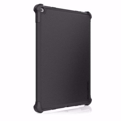 Picture of Ballistic Ballistic Tough Jacket Series Case and Glass Screen Protector for Apple iPad Pro in Black/Clear