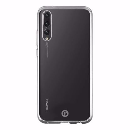 Picture of Redneck Redneck TPU Flexi Case for Huawei P20 Pro in Clear - For Retail