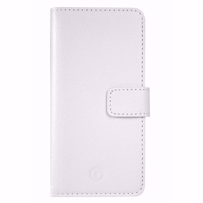 Picture of Redneck Redneck Prima Wallet Folio Case for Huawei P Smart in White - For Retail