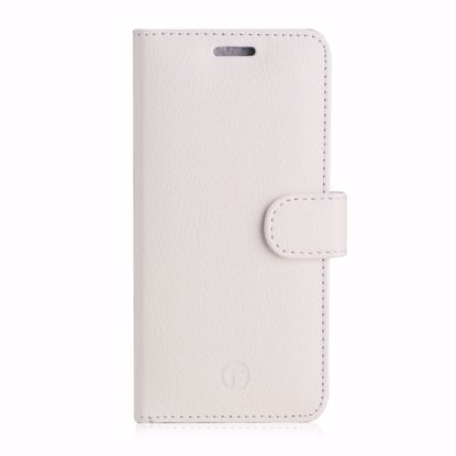 Picture of Redneck Redneck Prima Wallet Folio Case for Samsung Galaxy A8 (2018) in White - For Retail