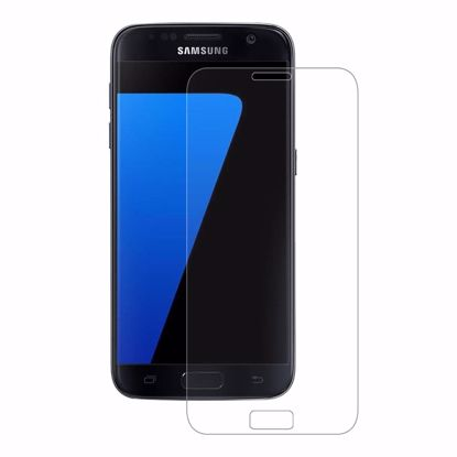 Picture of Eiger Eiger 3D GLASS Full Screen Tempered Glass Screen Protector for Samsung Galaxy S7 in Clear