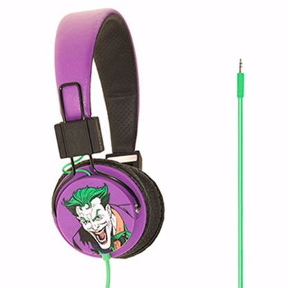 Picture of OTL OTL Batman Teen Headphones  - The Joker