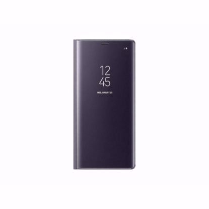 Picture of Samsung Samsung Clear View Case for Samsung Galaxy Note 8 in Orchid Grey