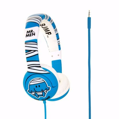 Picture of OTL OTL Mr Men Junior Headphones - Mr Bump
