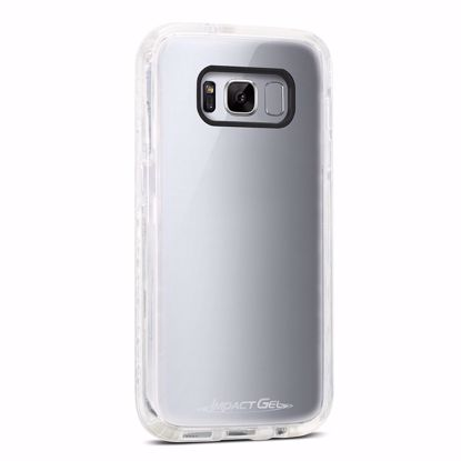 Picture of Impact Gel Impact Gel Crusader Lite for Samsung Galaxy S8+ in Clear