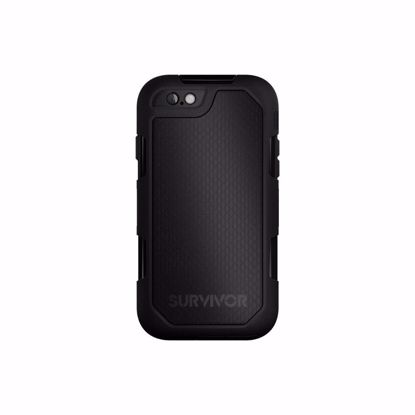 Picture of Griffin Griffin Summit Case for Apple iPhone 6/6s Plus in Black