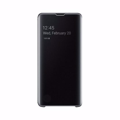 Picture of Samsung Samsung Clear View Cover for Samsung S10 in Black