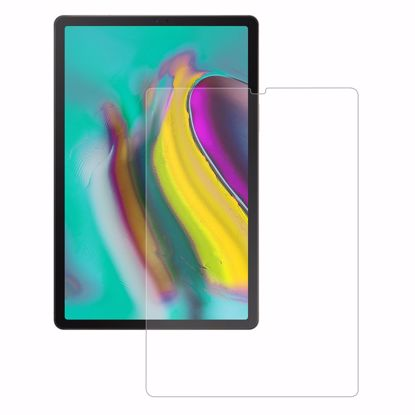 Picture of Eiger Eiger Tablet GLASS Temepred Glass Screen Protector for Samsung Galaxy Tab S5e 10.5 (2019) in Clear
