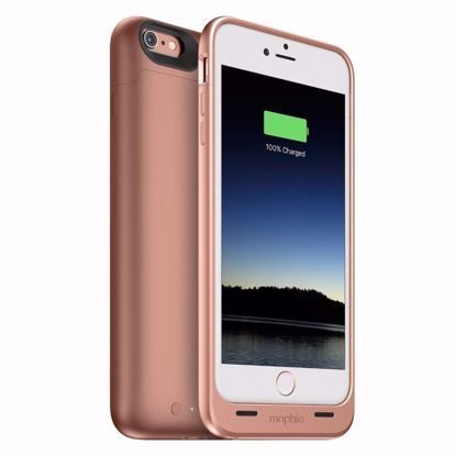 Picture of Mophie mophie Juice Pack Case for Apple iPhone 6s/6 Plus in Rose Gold