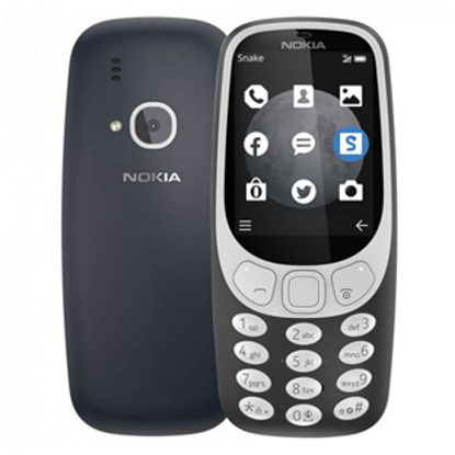 Picture of Nokia 3310 (2017) 3G Charcoal