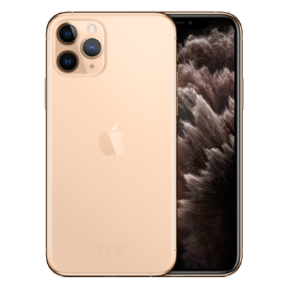 Picture of Apple iPhone 11 Pro 64GB Gold (MWC52B)