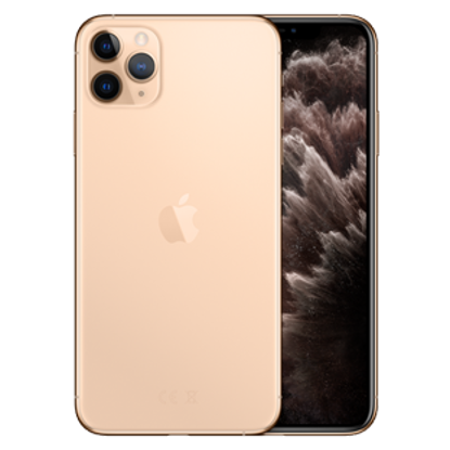 Picture of Apple iPhone 11 Pro Max 64GB Gold (MWHG2B)