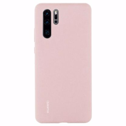 Picture of Huawei Huawei Silicone Protective Cover Case for Huawei P30 Pro in Pink
