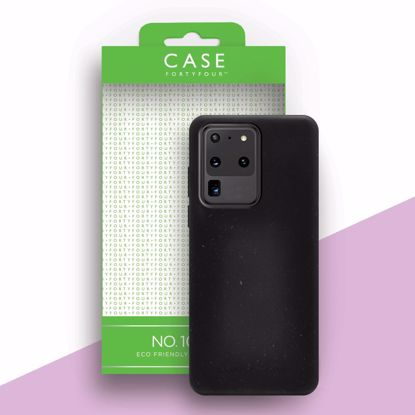 Picture of Case FortyFour Case FortyFour No.100 for Samsung Galaxy S20 Ultra in Black