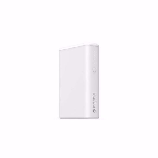 Picture of Mophie Mophie Dual Power Bank 5200mAh in White