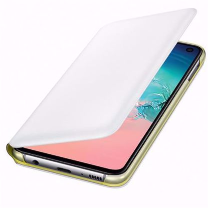 Picture of Samsung Samsung LED View Cover Case for Samsung Galaxy S10 E in White