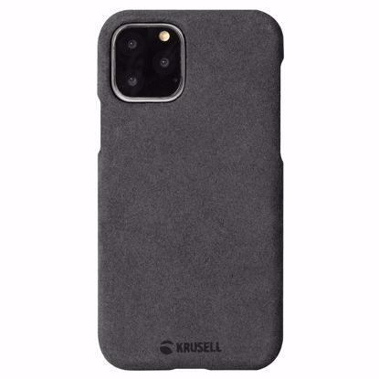 Picture of Krusell Krusell Broby Cover for iPhone 11 Pro Max in Stone