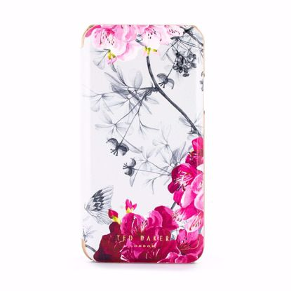 Picture of Ted Baker Ted Baker Folio Case for Apple iPhone 11 Pro in Babylon Nickel