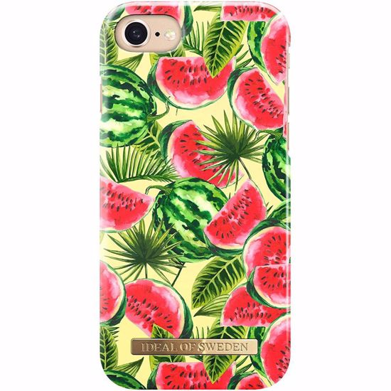 Picture of iDeal Of Sweden iDeal Of Sweden One in a Melon Case for Apple iPhone 8/7/6s in Green
