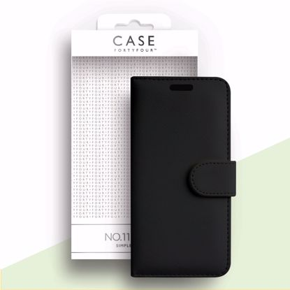 Picture of Case FortyFour Case FortyFour No.11 for Samsung Galaxy S20 Ultra in Cross Grain Black