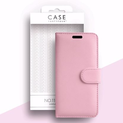 Picture of Case FortyFour Case FortyFour No.11 for Samsung Galaxy S20 Ultra in Cross Grain Light Pink
