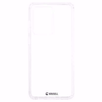 Picture of Krusell Krusell Kivik Cover for Samsung Galaxy S20 Ultra in Clear