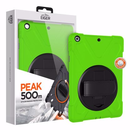 Picture of Eiger Eiger Peak 500m Case for Apple iPad 10.2 (2019) in Green