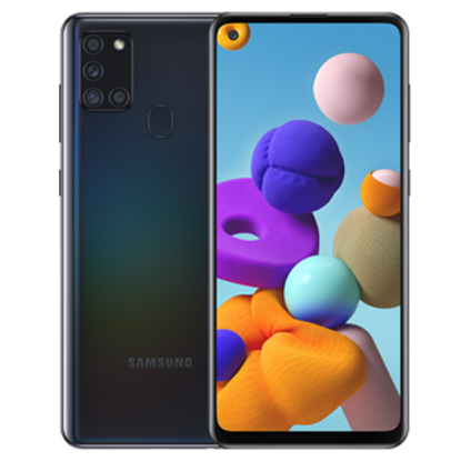 Picture of Samsung Galaxy A21s Black