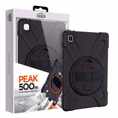 Picture of Eiger Eiger Peak 500m Case for Samsung Galaxy Tab A 7 10.4 (2020) in Black