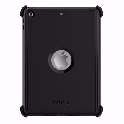 Picture of Otterbox Otterbox Defender Case for Apple iPad 9.7 (2018) in Black